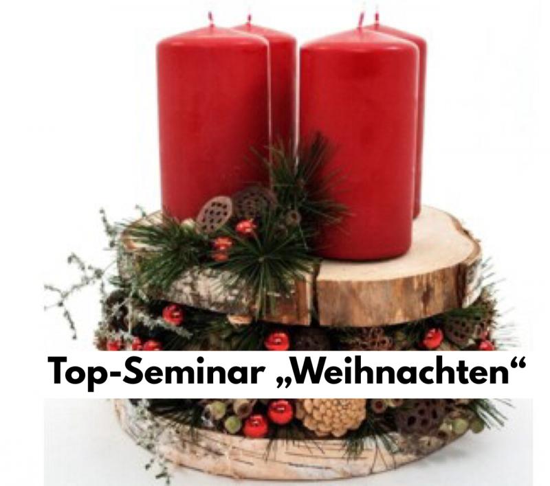 top seminar weihnachten