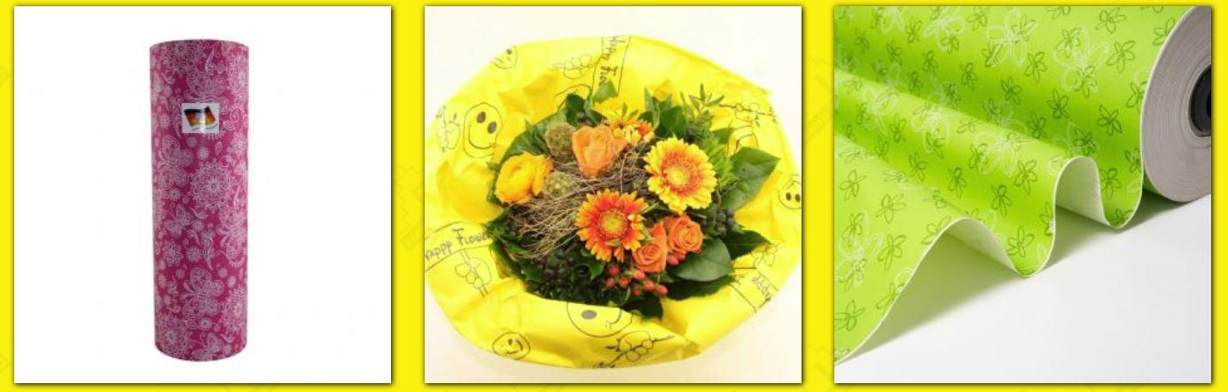 Blumenseidenpapier